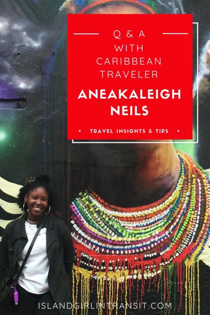 Island Girl In-Transit: Aneakaleigh Neils