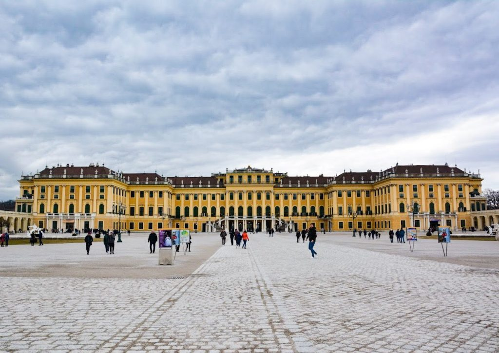 Things to do in Vienna: Schönbrunn Palace