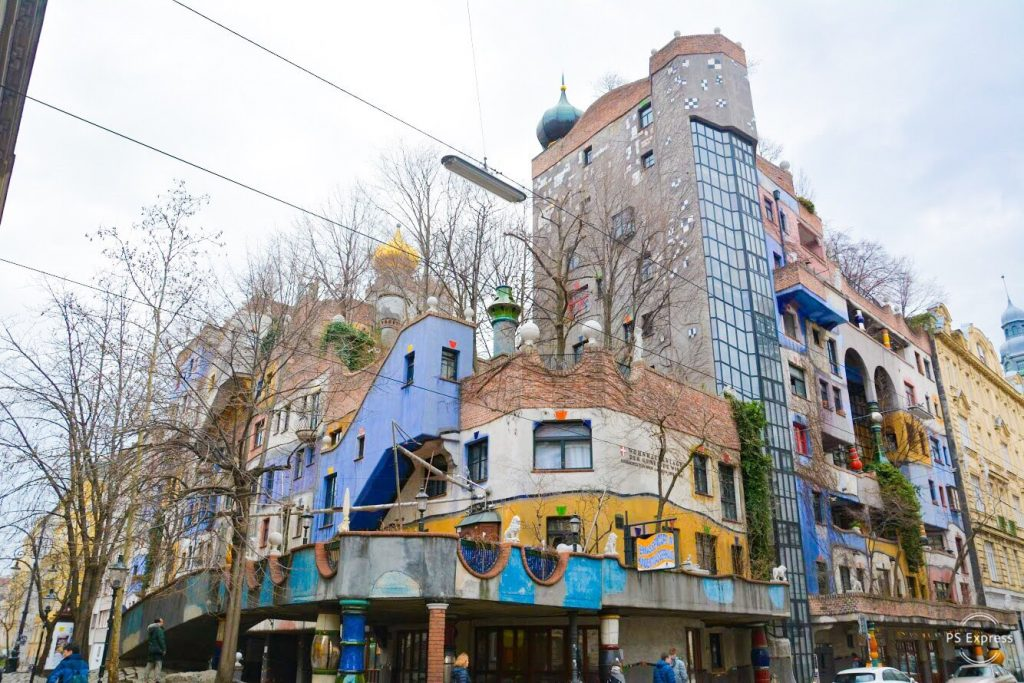 Things to do in Vienna: Hundertwasserhaus