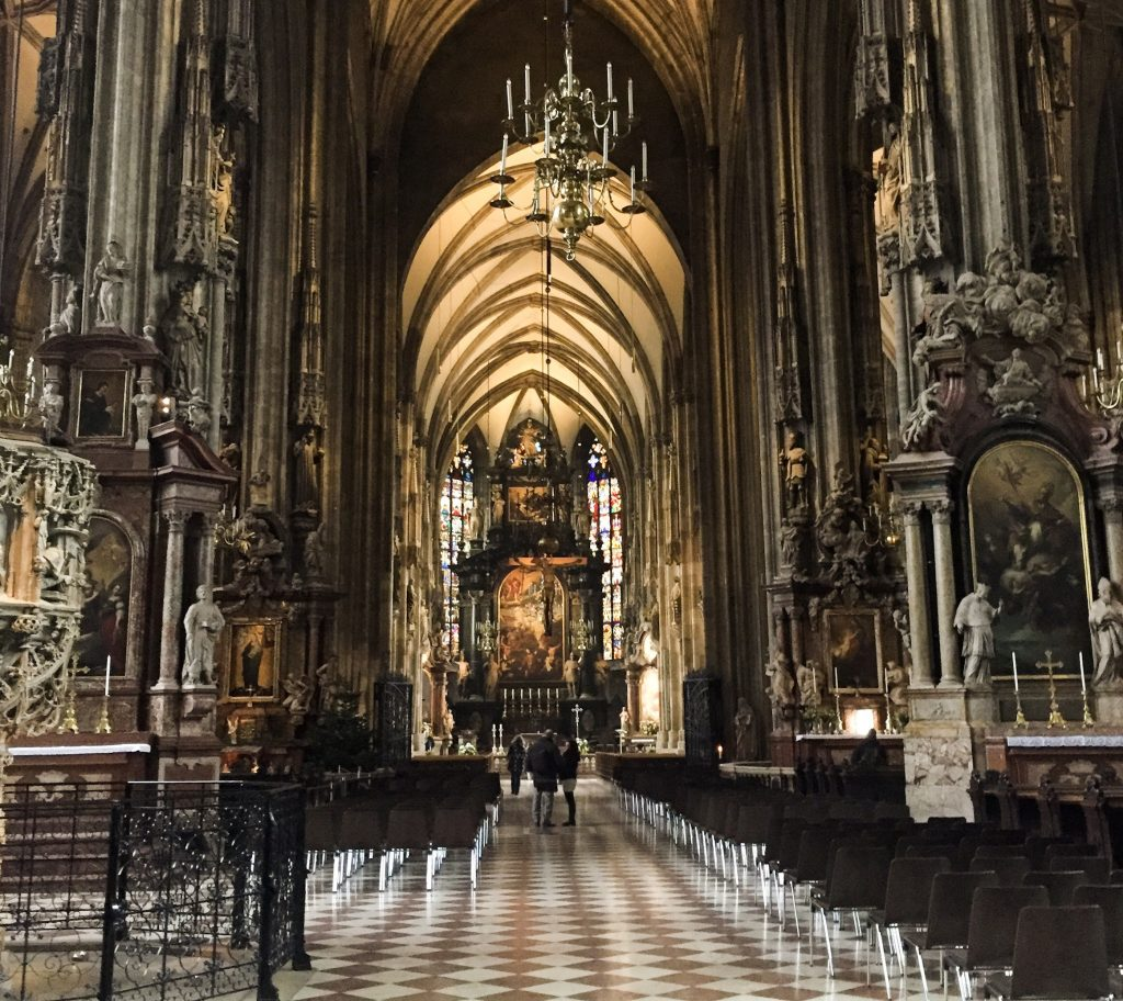 Things to do in Vienna: St. Stephen's Cathedral