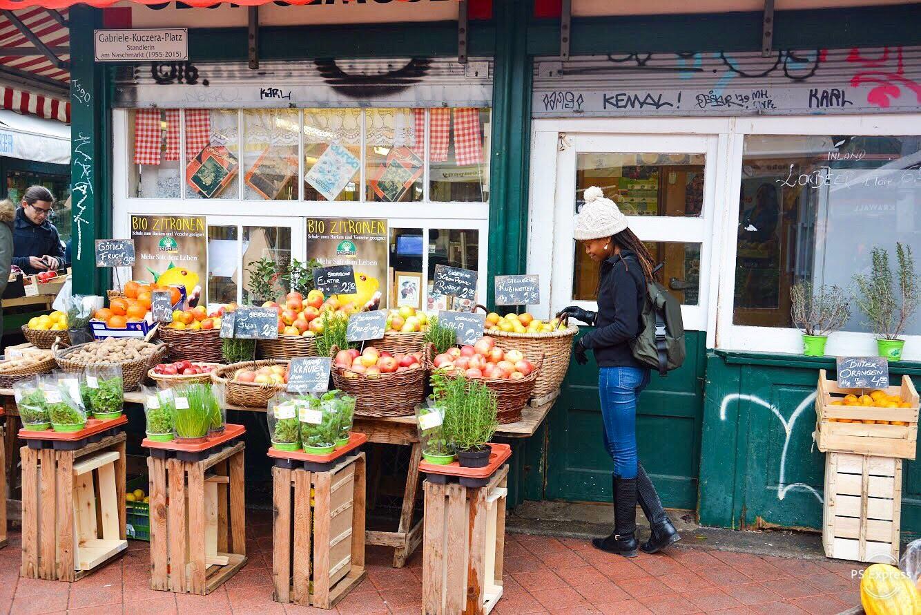 Things to do in Vienna: Naschmarkt