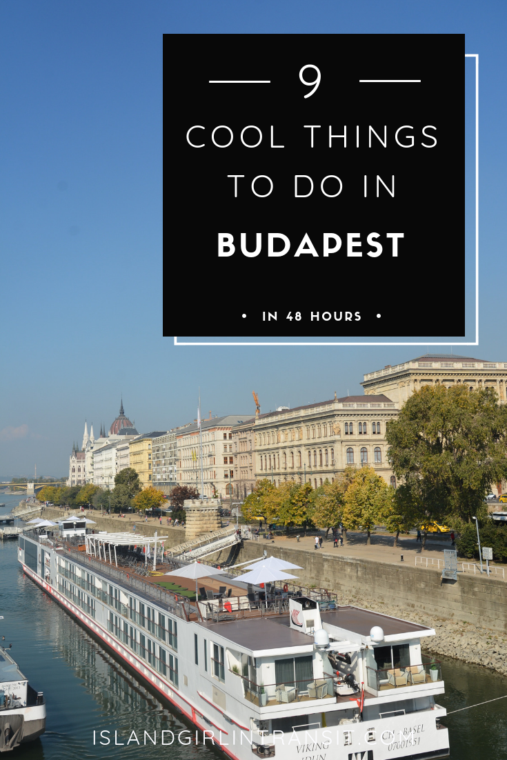 Cool things to do in Budapest