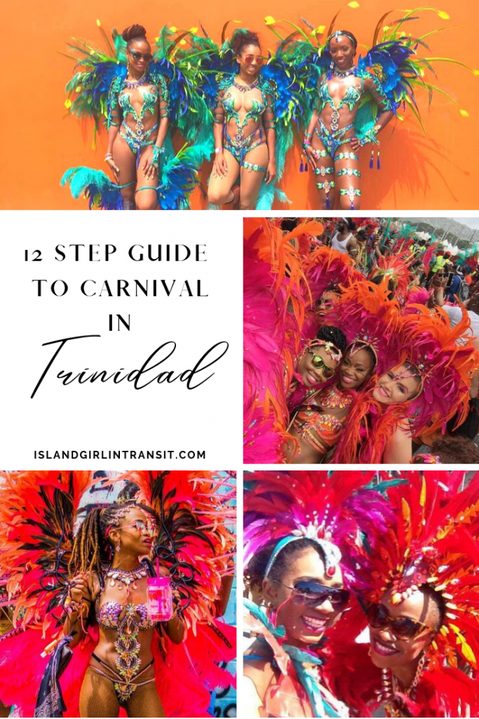 12 Step Guide to Trinidad Carnival