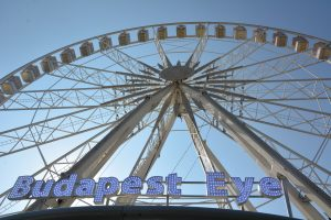 Cool things to do in Budapest: Take a Turn on the Budapest Eye