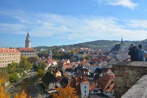 Affordable European Cities for Trinbagonian Travelers: Cesky Krumlov