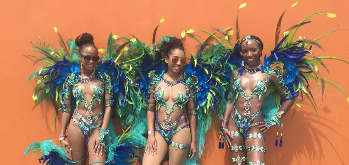 12 Step Guide to Playing Mas in Trinidad Carnival: Playing mas in Trinidad Carnival is an amazing experience. This 12 step guide will help you navigate the process, from costume selection to the road!