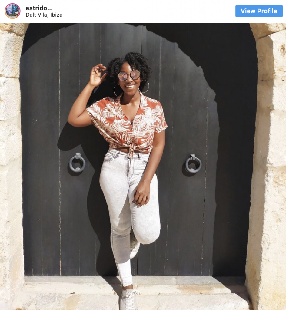 Trinidadian Travel Instagrammer to Follow: astridoxford