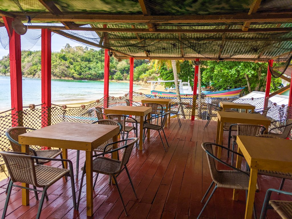 Best Restaurants in Tobago: Cascreole