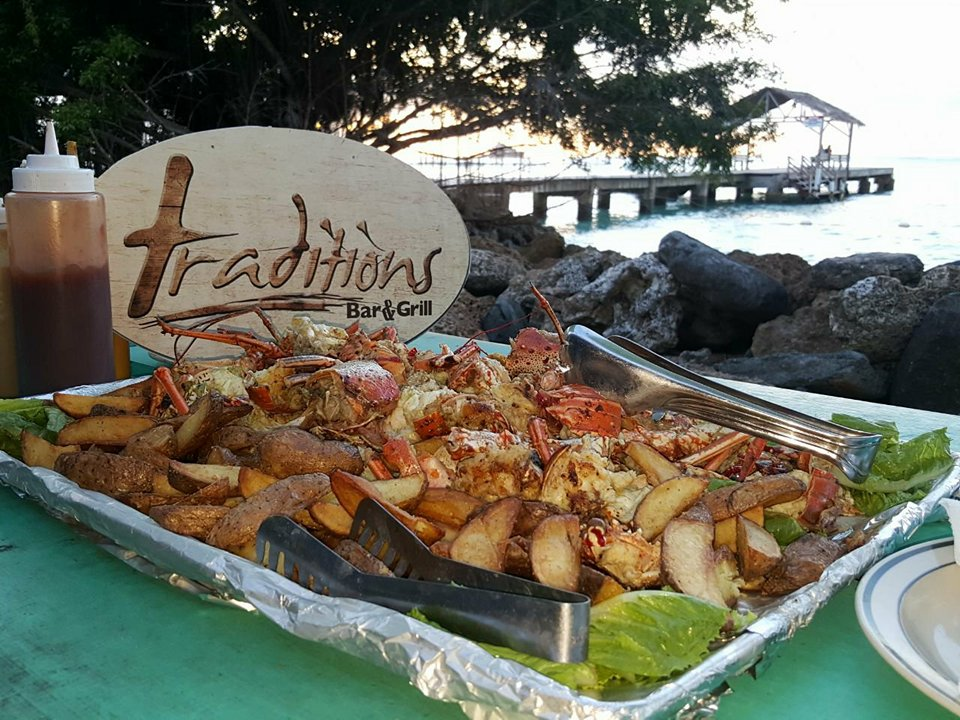Best Restaurants in Tobago: Tradition's Bar & Grill