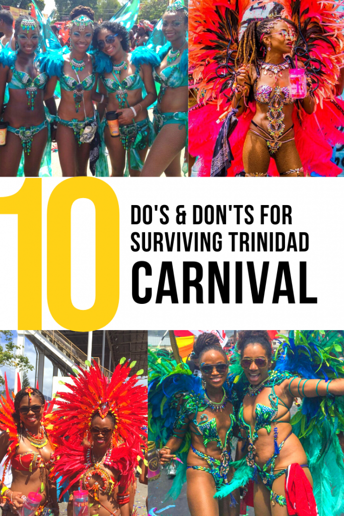 Trinidad Carnival Survival Guide