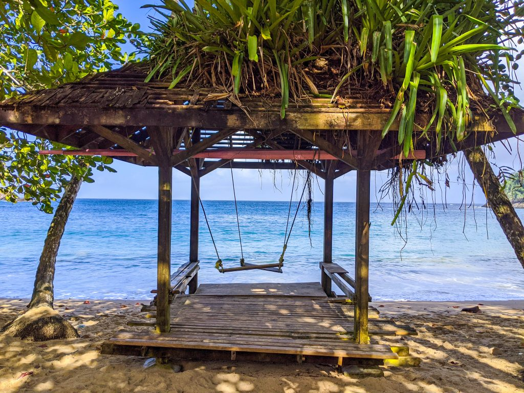Instagrammable Places in Tobago - Englishman's Bay