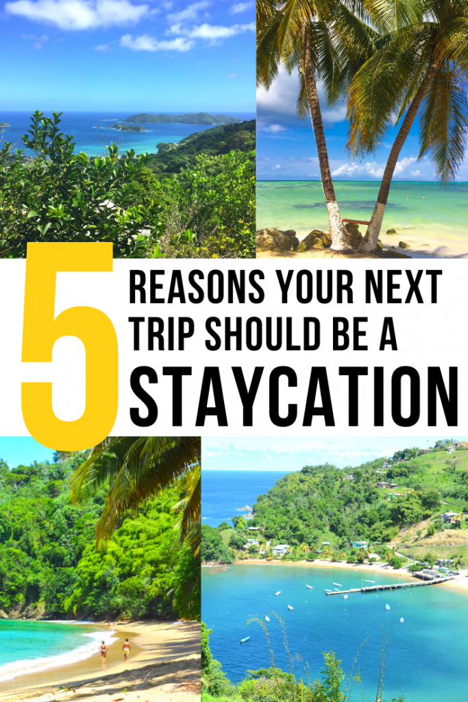 Why Your Next Trip Should be a Vacation