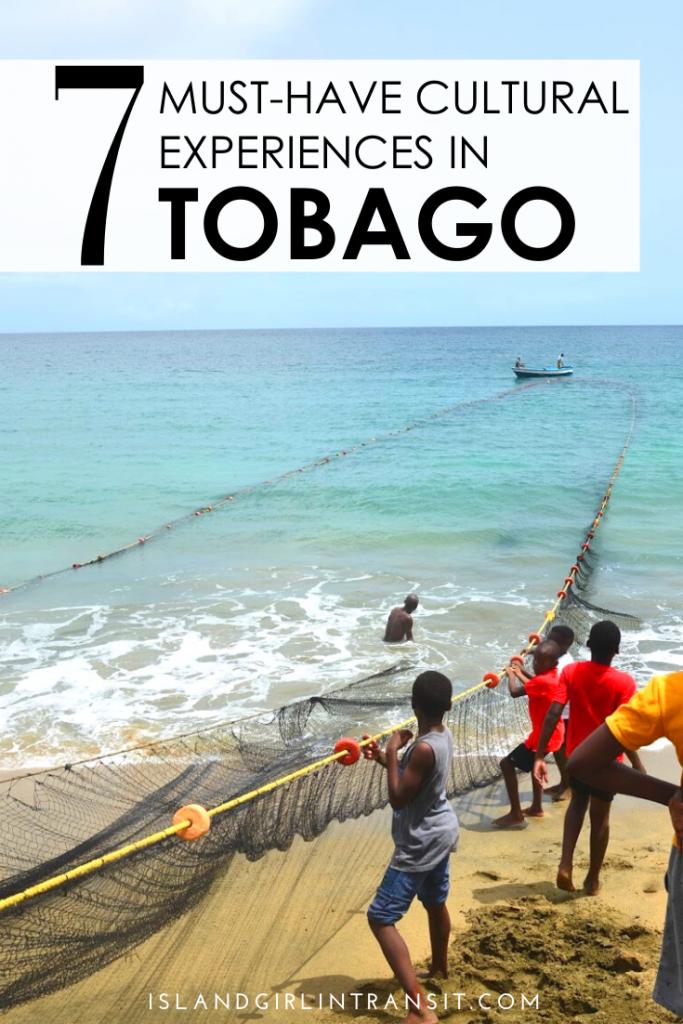 Cultural Experiences in Tobago