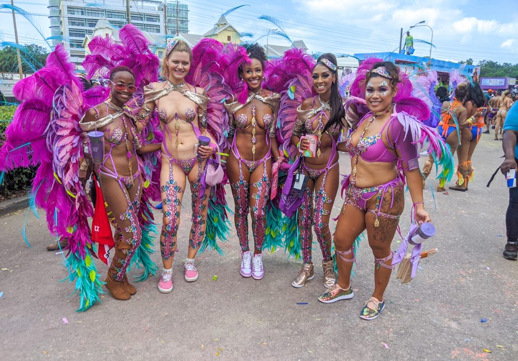 Caribbean Carnival Bucket List: Play Mas in Trinidad