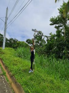 A walk in Paramin