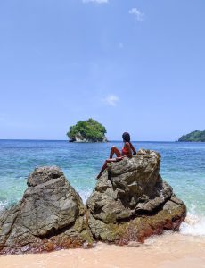 Tobago Photo Ops - Lover's Bay