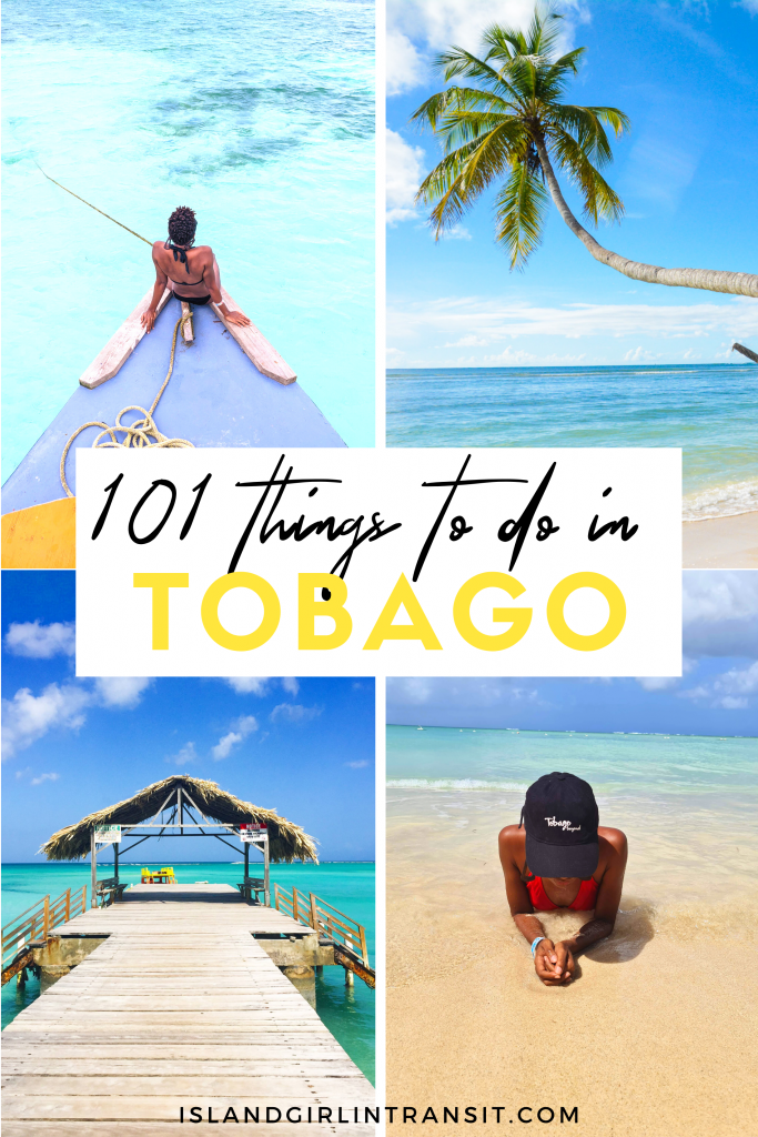 Tobago activities and excursions