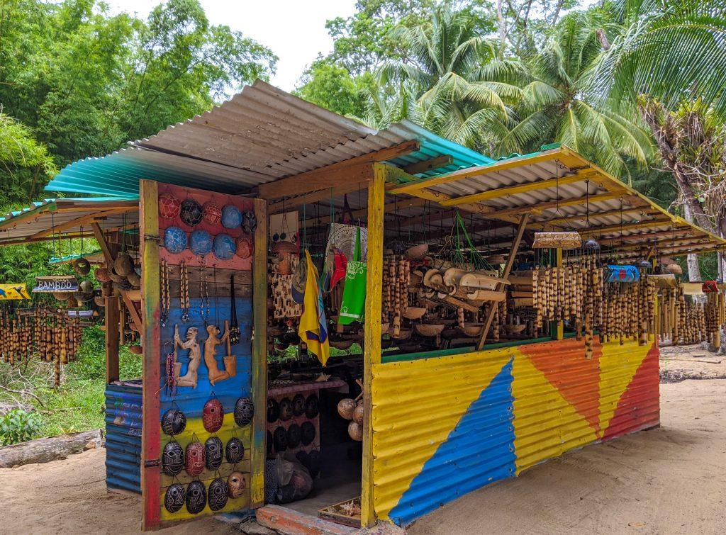 Shopping in Tobago