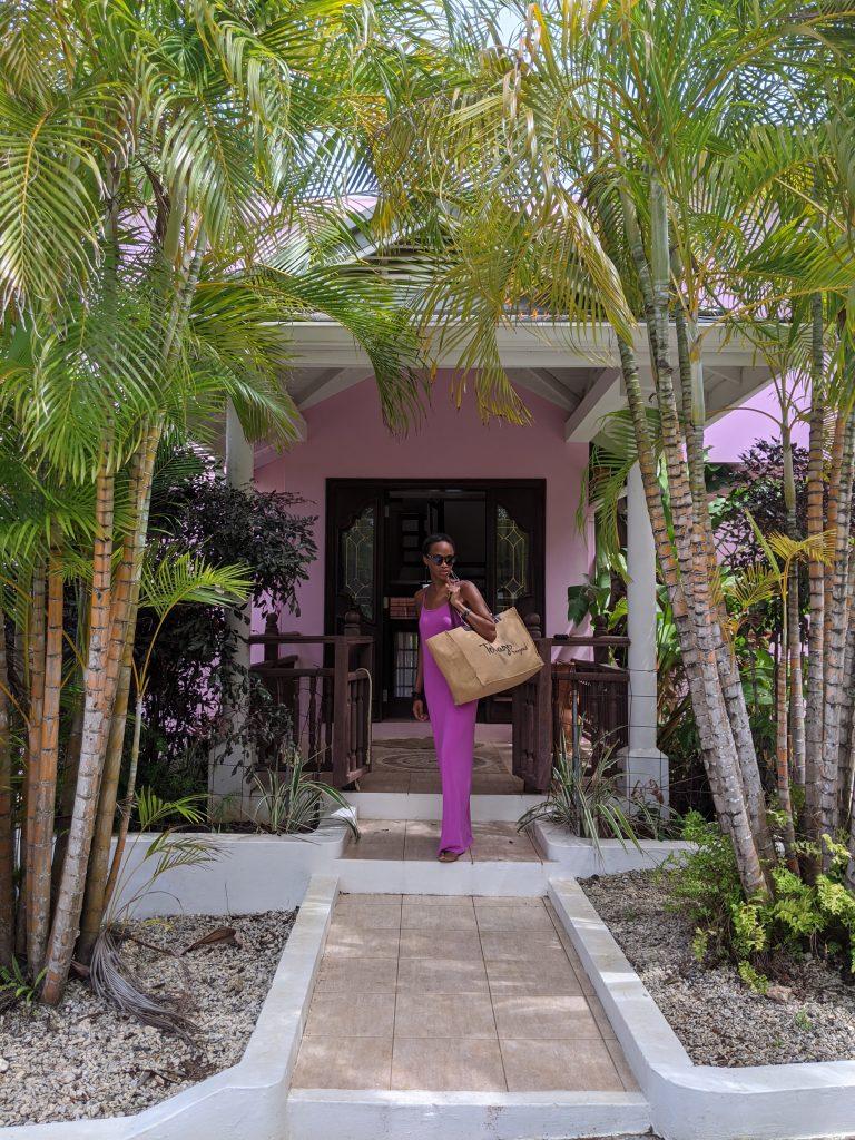 Tobago villa life