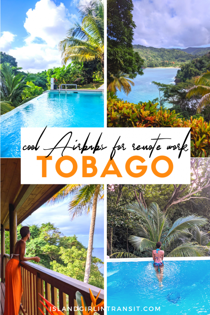 Tobago Airbnbs for Remote working