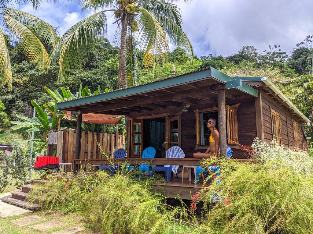 Sugar Shack, Airbnb in Tobago