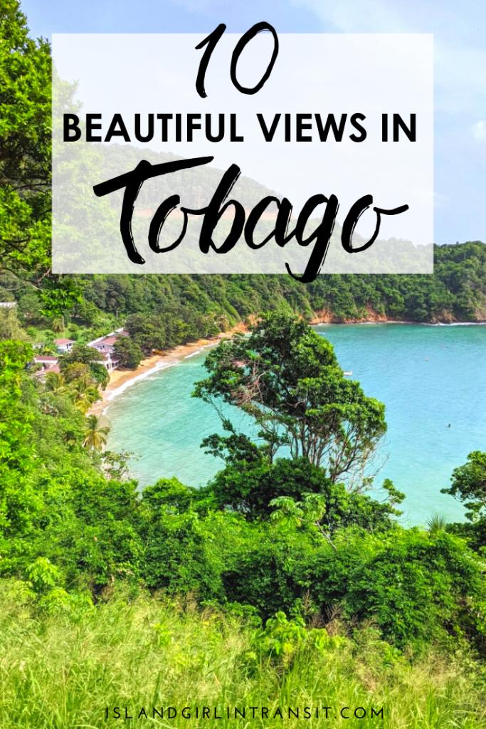 Road Trip: Beautiful Views in Tobago